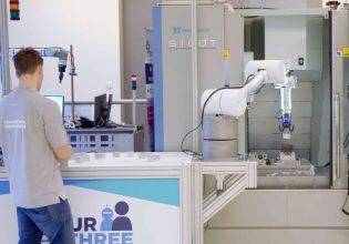 veilige co-robots met nieuwe actuatoren