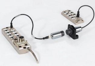 IO-Link inductieve koppeling