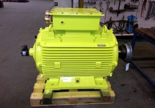 service aan ABB-motoren