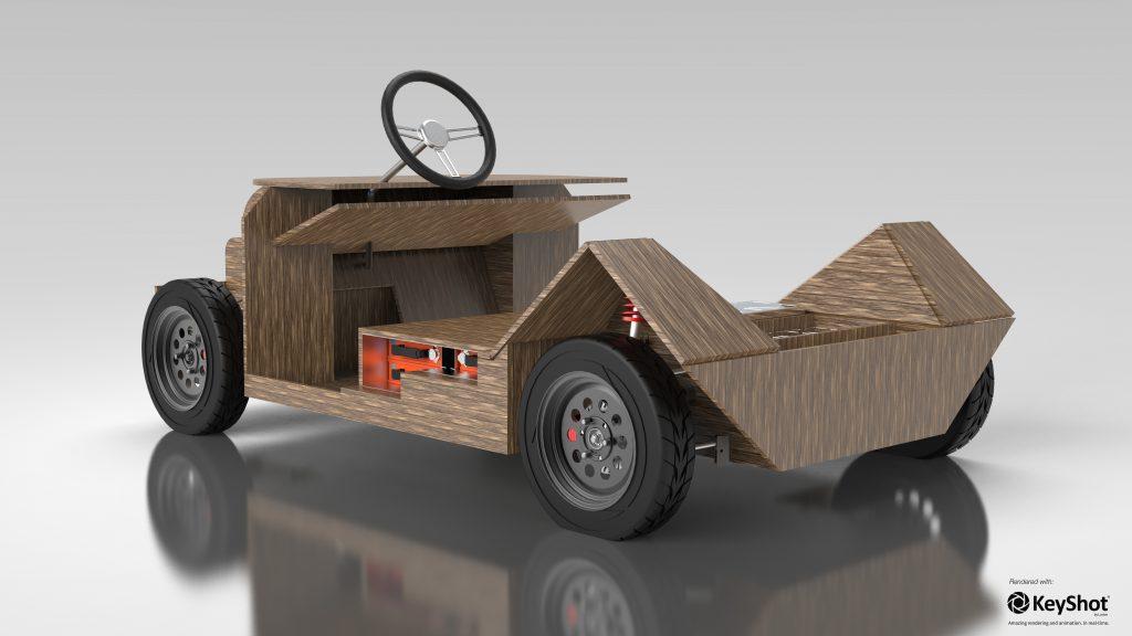 Noah TU/ecomotive elektrisch rijden