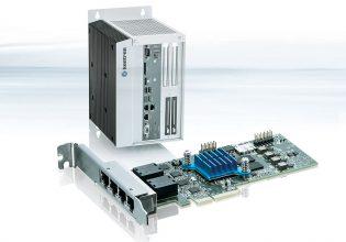 Kontron IPC met TSN-netwerkkaart
