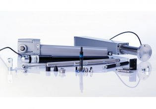 MParts elektrische actuatoren