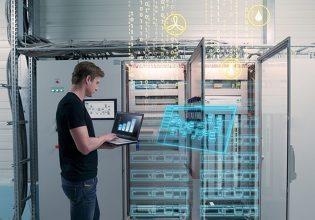 Siemens gebruikersinterface voor gebouwenbeheer