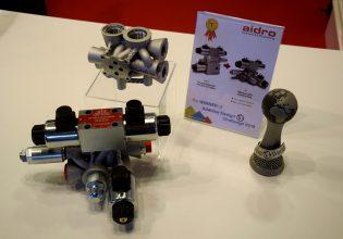 Aidro 3D printen manifold IFK