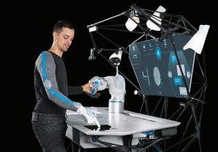 Festo bionic cobot