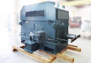 elektromotor voor zuurstofvoorziening