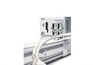 SMC elektrische actuatoren
