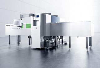 Trumpf Smart Factory Technishow