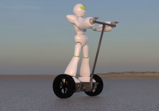 Altair scooter modelbased