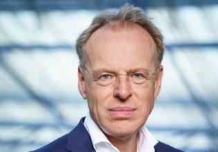 Huisman CEO Bruijninckx
