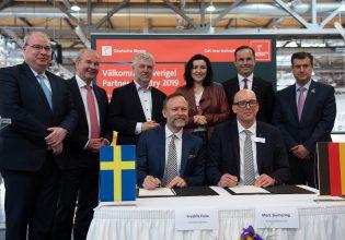 Zweden partnerland Hannover Messe 2019