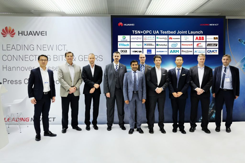Huawei OPC UA