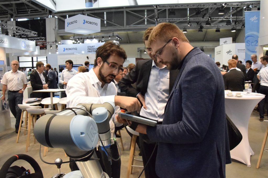 Universal Robotics Automatica 2018