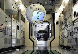 Cimon astronautenassistent