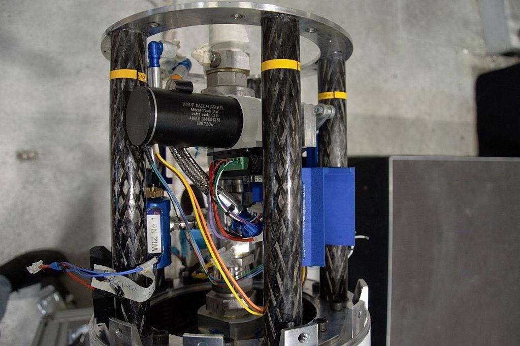 Raketmotor Faulhaber