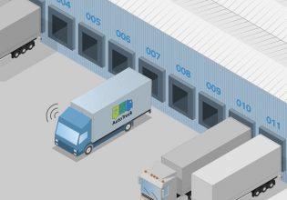 Fraunhofer IVI autonome vrachtwagen