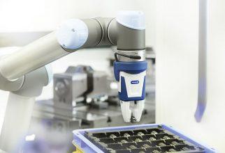 Schunk grijpers voor Universal Robots