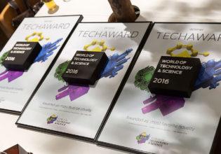WoTS TechAward 2018