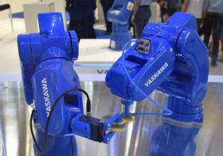 Yaskawa MotoMini robot