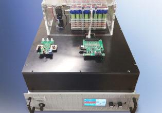 Intepro batterijtestsysteem