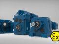WEG Atex motorreductoren