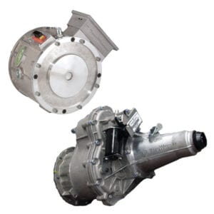 Borg-Warner hairpin motor