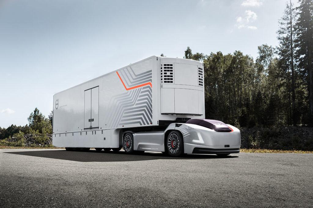 Volvo trucks vera elektrisch autonoom