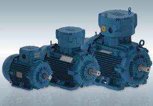 WEG Atex-motoren