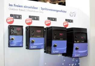 Invertek Hiflex SPS IPC Drives 2018