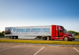 Paccar Toyota fuel cell brandstofcel