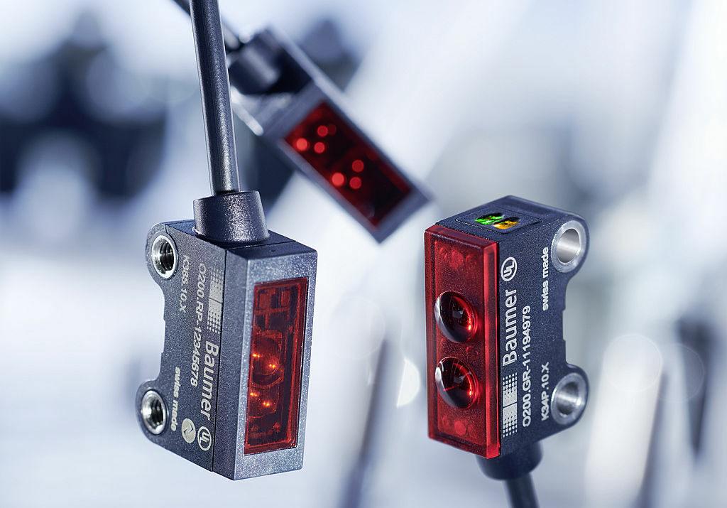 Baumer sensoren