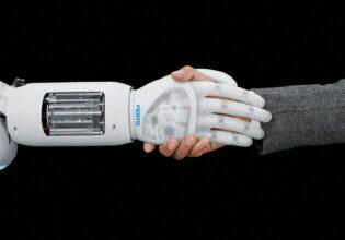 BionicSofthand Festo AI