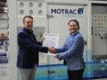 certificaat Motrac Industries