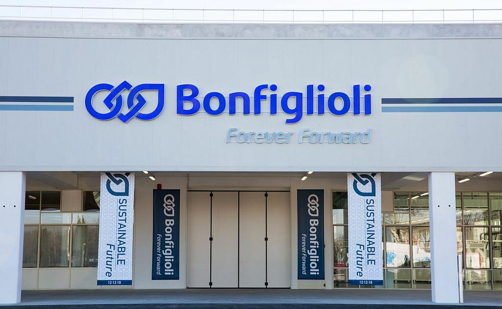 Bonfiglioli nieuwe fabriek