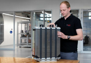 Bosch stack brandstofcellen