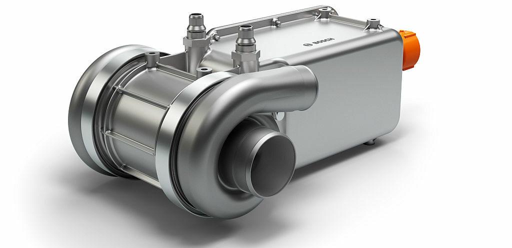 Bosch contron unit brandstofcellen