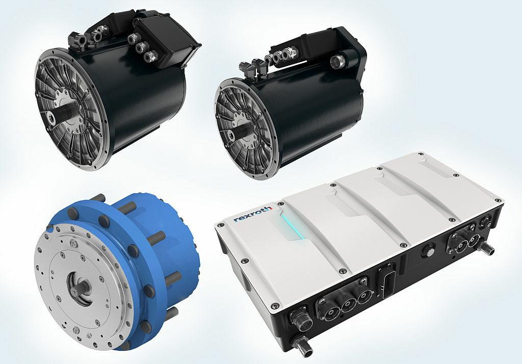 Rexroth elektrificatie