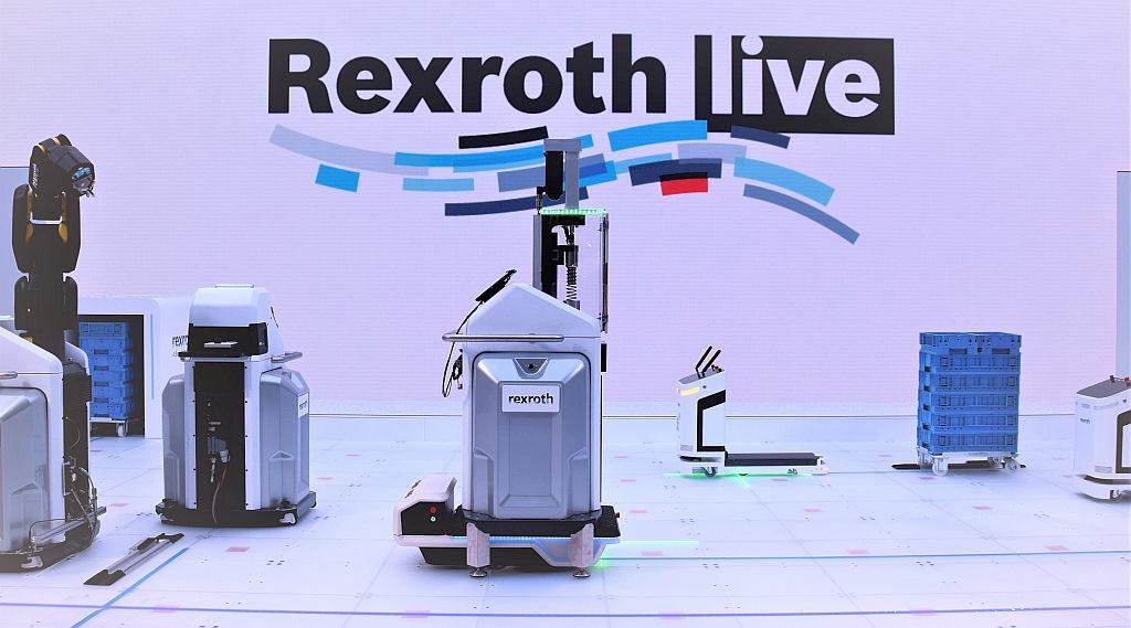 intralogistiek van Rexroth