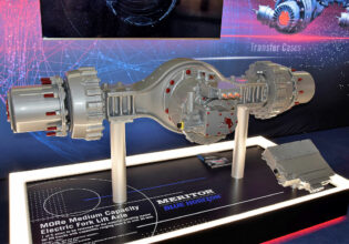 AxleTech Meritor as