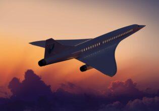Boom Supersonic 3Dexperience Dassault