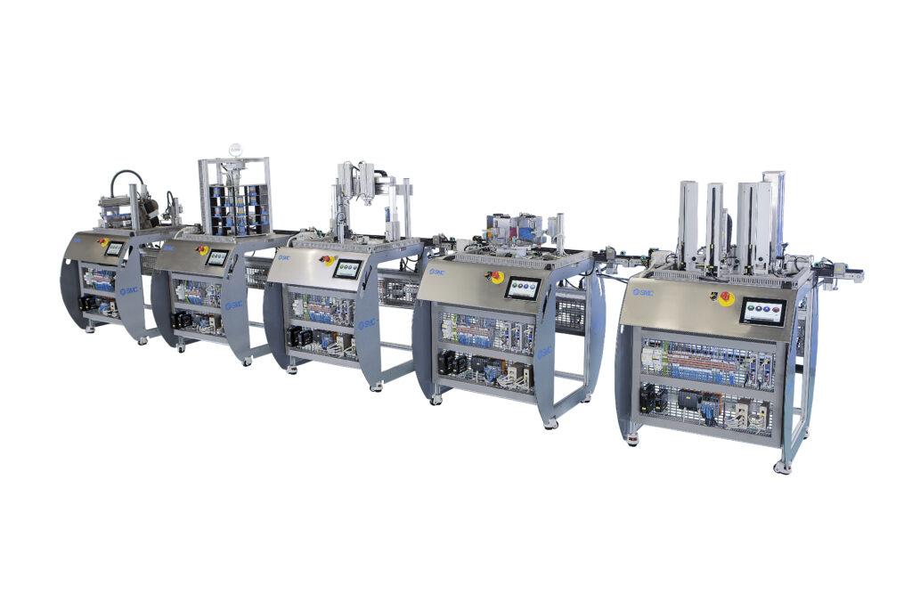 SMC SIF-400 industry 4.0