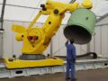 Fanuc robotics robot Vansichen Pollens