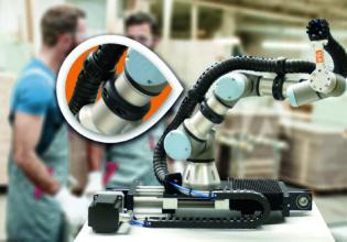 igus cobot robot triflex R