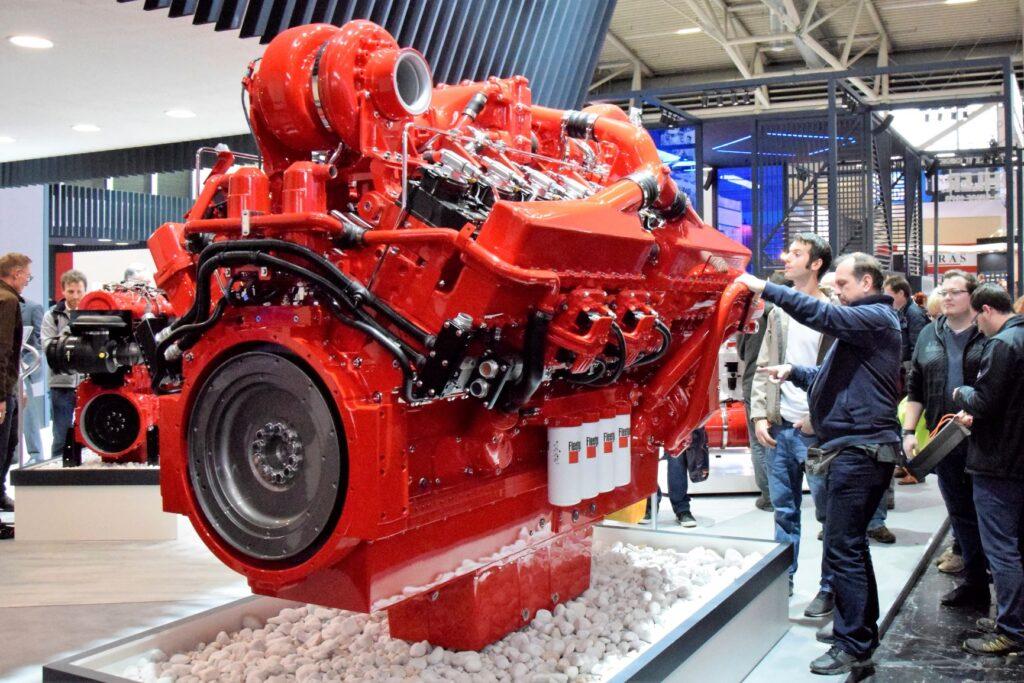 Dieselmotor Deutz Bauma 2019