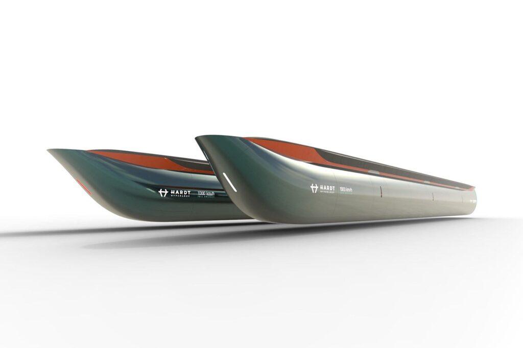 Hardt, Hyperloop, magnetisme,