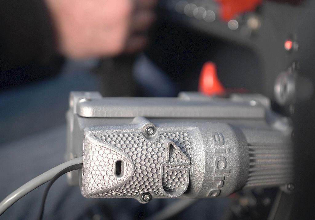 Aidro 3D geprinte actuator
