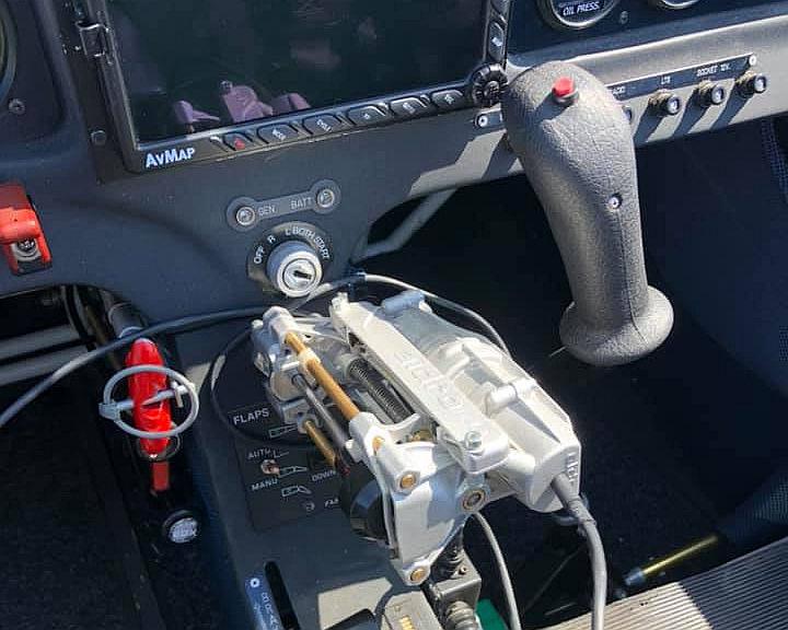 3D geprinte actuator Aidro