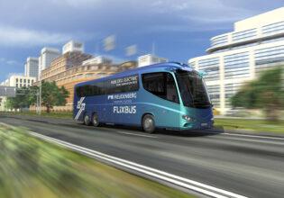 Freudenberg Flixbus brandstofcel