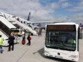 Fraport elektrische bussen