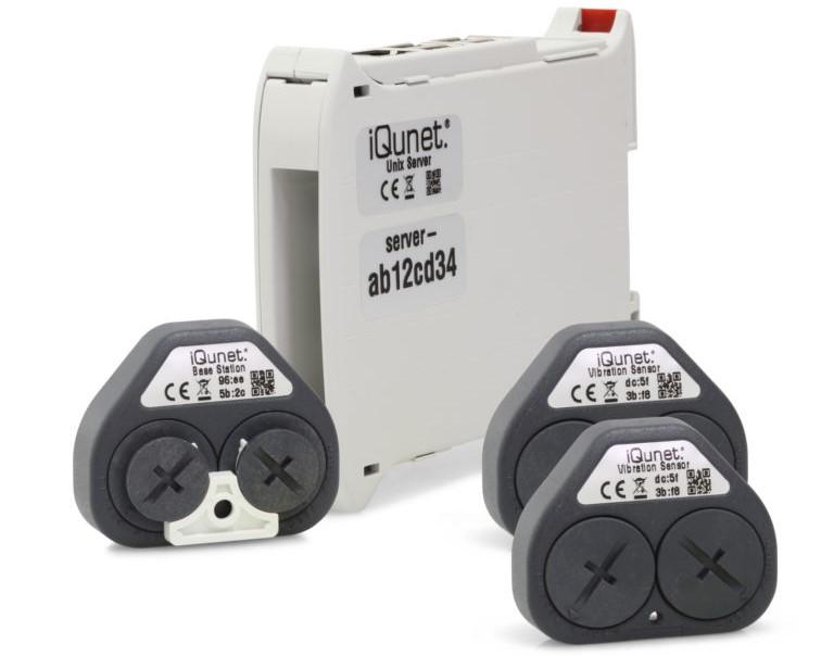 iQunet sensoren preventief onderhoud